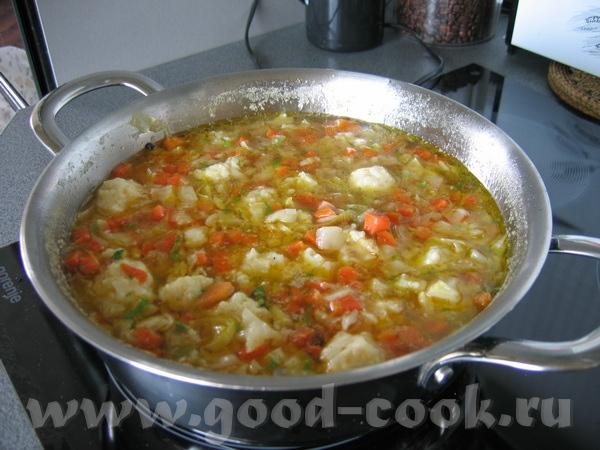 """Блюда от Вalерия, """"Ручная работа"""" : Морковный суп с рисовыми шариками очень легкий как в приготовле..."""
