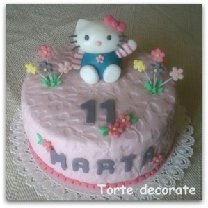 Фото детских тортов Hello Kitty - Хелло.