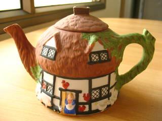 Неожиданно образовавшаяся коллекция чайничков - 2