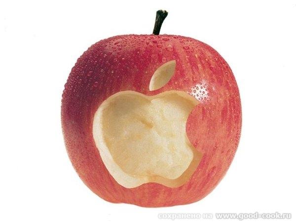 О!! Пришла домой дочка и говорит чтоб не белое плоское яблоко сделала, а объемное , реалистичное и надгрызанное!! Единст...
