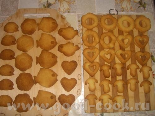 В детстве мы с мамой часто делали эти печеньки