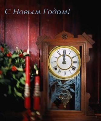 С Новым годом поздравляю, Счастья, радости желаю