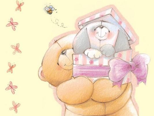 Оленька, с Днем Рождения тебя, дорогая