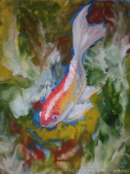 Рыбка по Гарри Дженкинсу