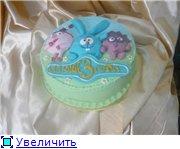 торт смешарики торт для медсестер торт для младших мед - 2