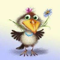 Фух, успела Птиц, с профессиональным праздником тебя