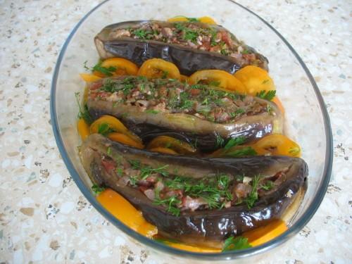 """Еще одно блюдо турецкой кухни, взятое из """"Современной кулинарной энциклопедии"""" Макаревича, которое..."""