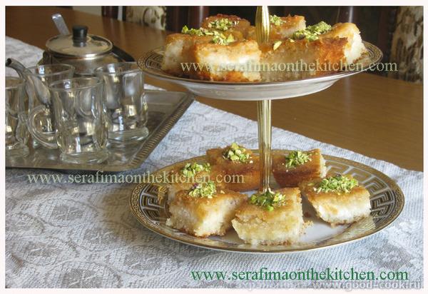 арисе со сливками. арабская кухня. арабские сладости