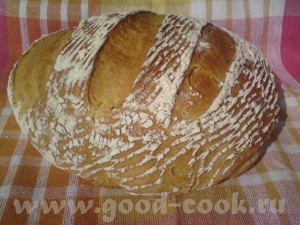 Инночка, я с очередной благодарностью за хлеб - 2