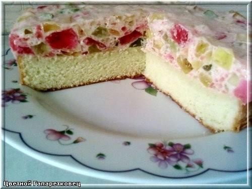 Девчёнки, какие у вас тортики замечательные