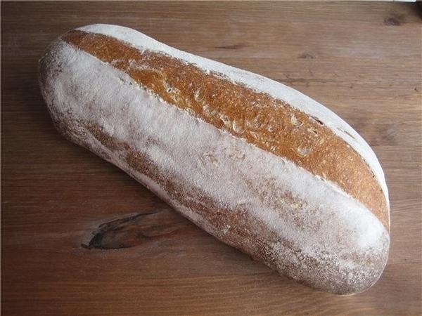 Хлеб на закваске с ячменно-солодовым концентратом Мне тут на пробу дали половинку бутылки этого сам...