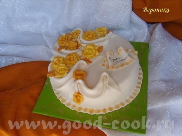 мои тортики: - 3
