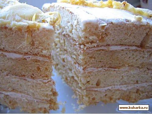 я этот тортик пекла летом еще не очень мне понравилось украшение,все думала еще раз заведу-пекла а... - 2