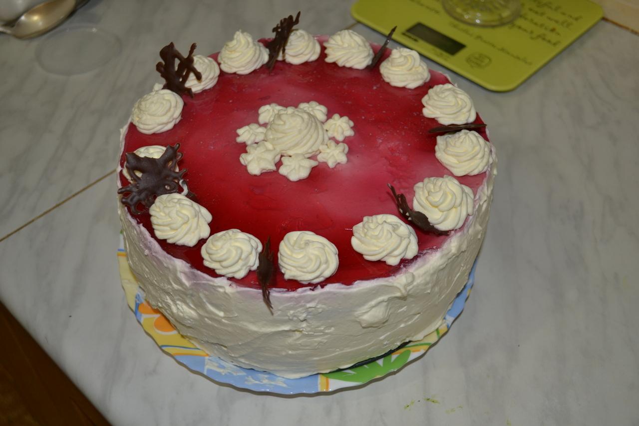 сам торт