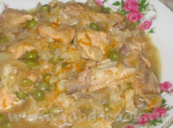 Теплый салат из фенхеля Самса из слоенного теста Покупной хуммус - 4