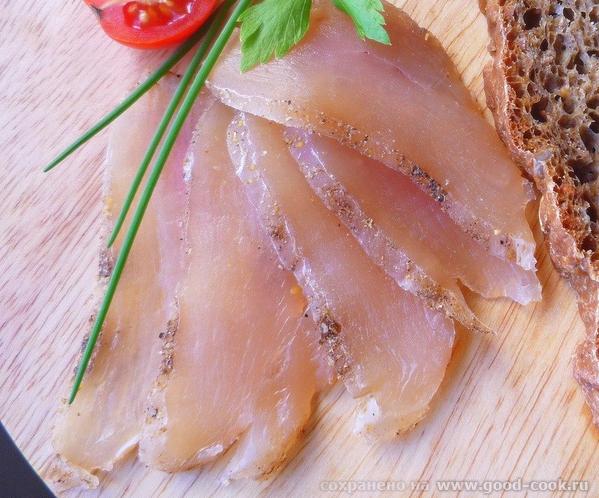 Ингредиенты: филе 1 куриной грудки (охлажденное) крупная морская соль смесь перцев (черный, чили, красный сладкий, кор...