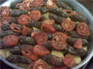 сегодня хочу вам предложить вчерашнее блюдо Кюфта биль ходар маа тахина (кофта с овощами и соусом т... - 2
