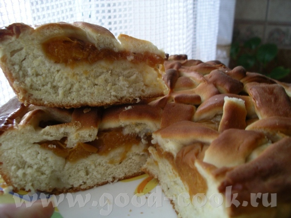 Для такого пирога: 5