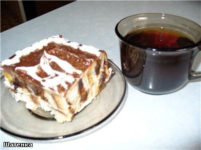 Торт из кабачковых гренок от Иннусик Абалдеть, первый раз слышу что из кабачков торт можно сделать - 2
