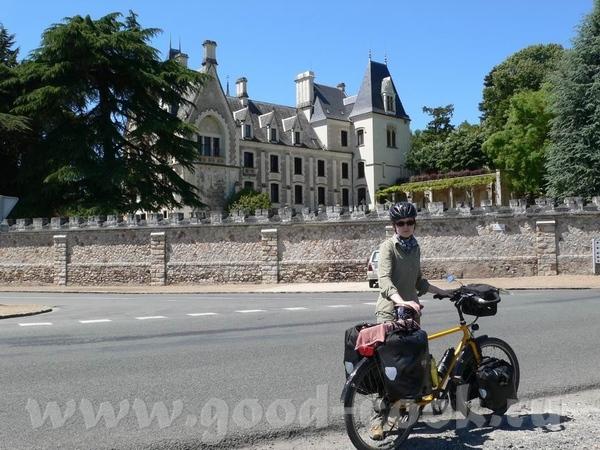 За что люблю путешествовать именно на велосипеде: это не только свежий воздух, природа, полезно для... - 6