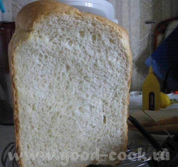 И снова хлеб с небольшими изменениями с моей стороны: Дрожжи: всего 5 г мокрых Саф-момент (покрошит... - 2