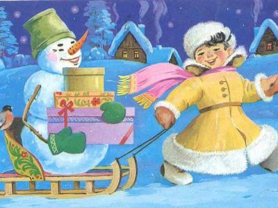 Оля, поздравляю тебя и твою семью с Новым 2011 годом