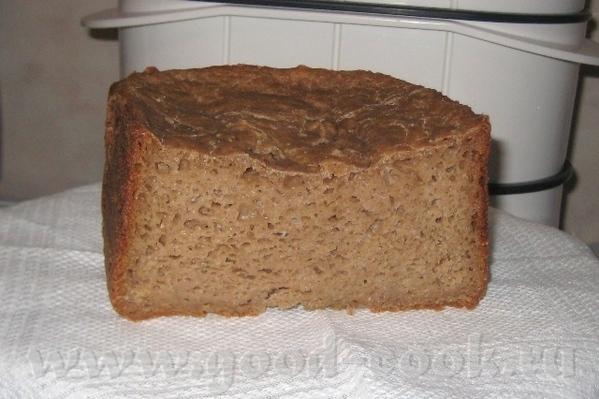 Почему ржаной хлеб в хлебопечке не поднимается