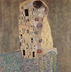 Девочки, помощь ваша нужна вот мой Климт, размер 100х80 холст, масло делаю его без всяких уроков, как могу, в данном сл... - 2