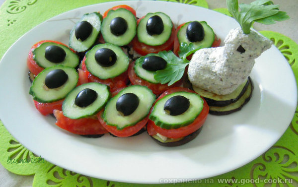 Тропический салат Блюда от любы- кенга, спасибо ей за замечательные рецепты Хвост павлина Свинина запеченая из Блюда...