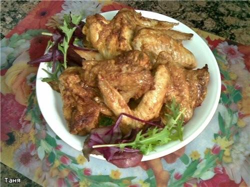Мясо курицы с овощами в пикантном соусе Румяная курочка Курочка с картошкой Куриные грудка и печень... - 5