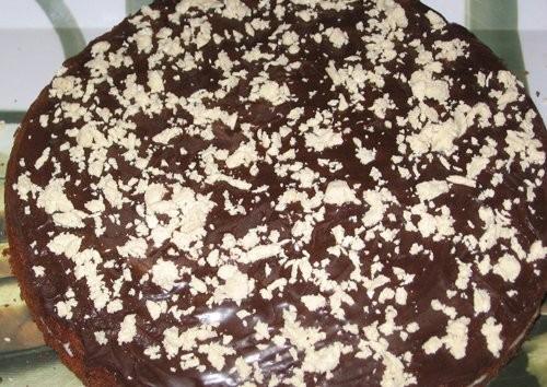 Праздничный ореховый торт Шоколадный торт с халвой Пирожное с киви от Ирины Кутовой Все рецепты мож... - 2