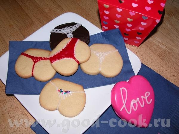 Обещала поставить украшение печенья - 4
