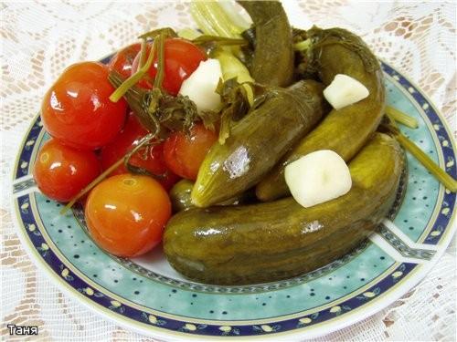Маринованные овощи - 2