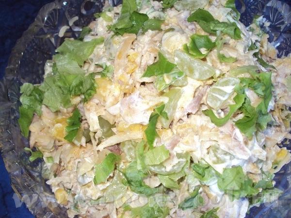 Спасибо Ларисе за вусный салат ВЕНЕЦИЯ рецепт тут и еще раз спасибо за также вкусный салат из КУРИЦ... - 2