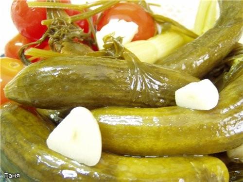 Маринованные овощи - 3
