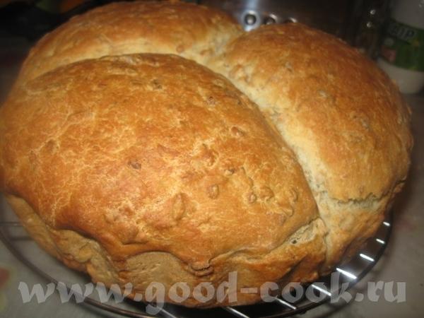 Хлеб получился замечательный - 2