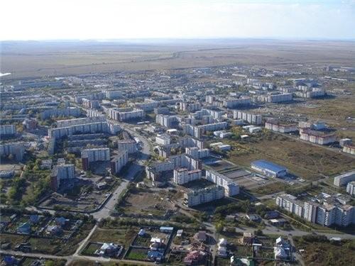 Саяногорск на карте Хакасии появился 30 лет назад, когда в верхнем течении Енисея началось строител...