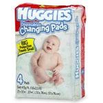 Я покупаю changing pads от Haggies ( для американок - на - дешевле и очень недорогая и быстрая дос...