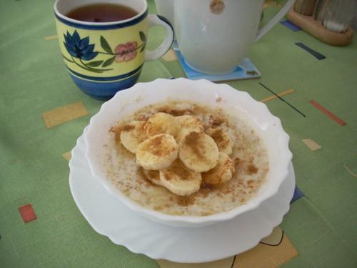 у всех очень вкусные завтраки