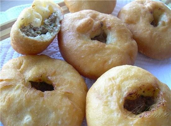 Жареные пирожки, беляши и прочую вкуснятину из теста готовлю редко, чтобы не было соблазна, но сего...
