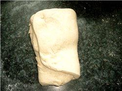 Очень вкусный хлеб с пористым мякишем и хорошей, хоть и не сильно хрустящей, корочкой - 8