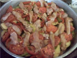 в путеводителе есть мой рецепт курицы с овощами в духовке Рецепт здесь на той неделе я готовила его...