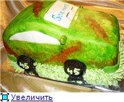 торт джип-нива торт тыква с мышами 3