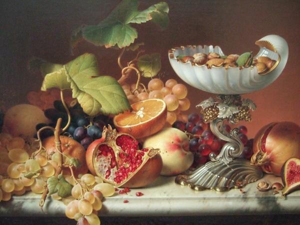 Ириш,у меня всё из головы не выходит твой виноград с прошлого Вернисажа,очень мне понравился Есть п... - 3
