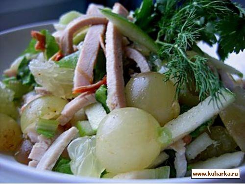 салат питательный