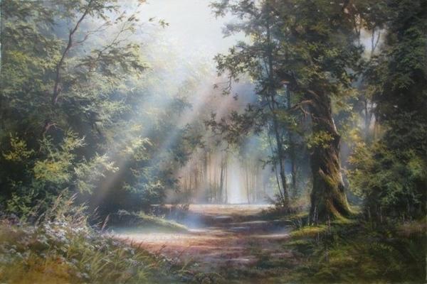 Наташенька, вот новые картины Коваля А вот еще один художник - 4