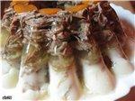 Мясные блюда (телятина, говядина, свинина) Отварное мясо Говядина для ленивых Двухцветное холодное...