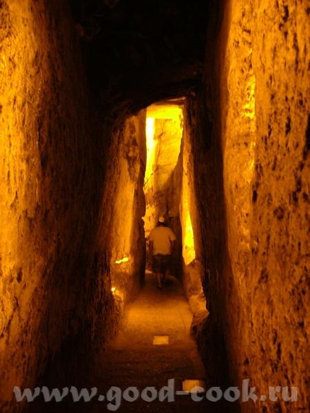 Ещё парочка фотографий из подземного Иерусалима