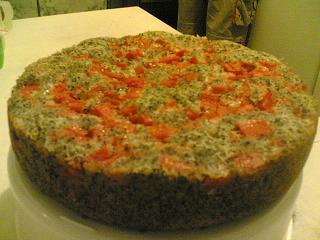 слоеное тесто из тыквы