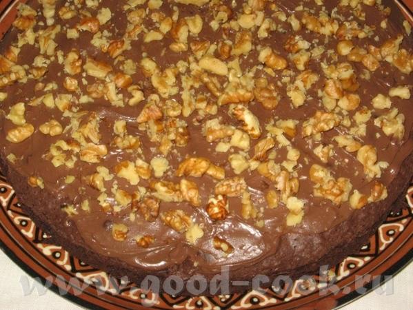 Муравейник Шоколадный пирог со сливами Все рецепты можно найти ЗДЕСЬ - 6